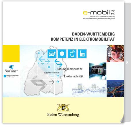 Das Who is Who der Elektromobilität in Baden-Württemberg: Der Kompetenzatlas der Landesagentur e-mobil BW.